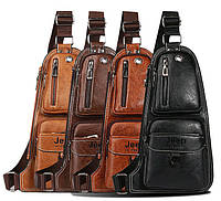 Мужская сумка/рюкзак через плечо / Jeep 1941 / 4 цвета в наличии