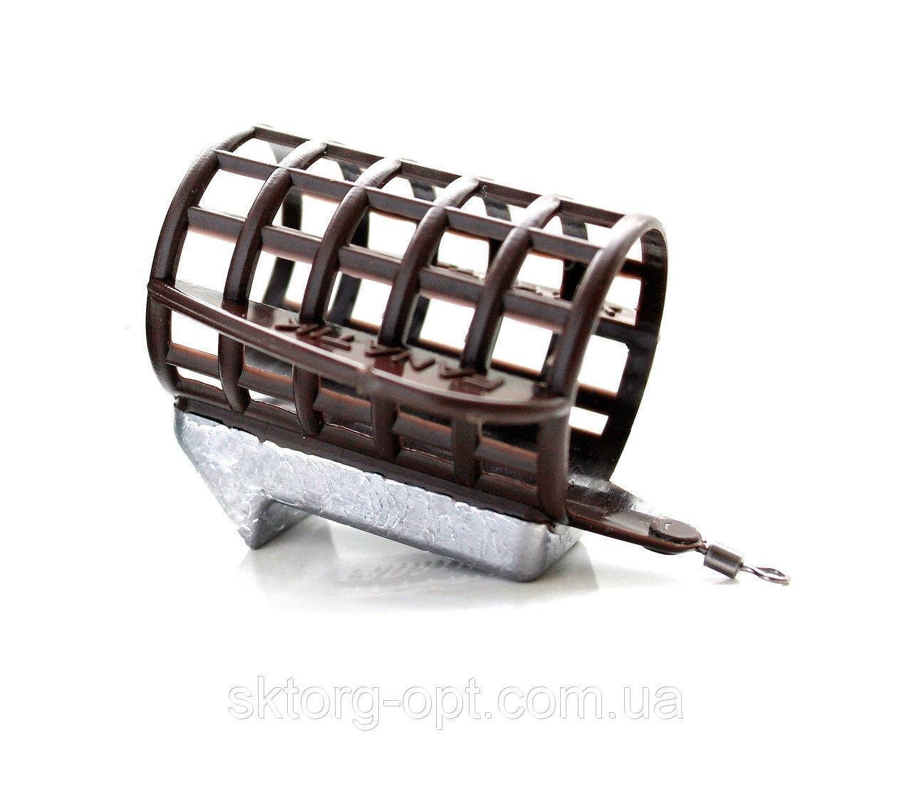 ГОДІВНИЦЯ фідерна Fanatik ХАПУГА, вага 60 гр