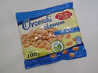 Орешки арахис соленый Salino 100 гр