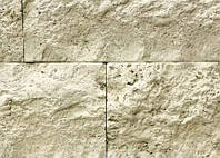 Облицовочный камень Травертин Скала классический