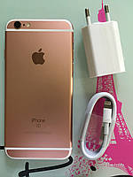 Смартфон Apple Iphone 6s 32gb Rose Gold Neverlock Б/У оригинал
