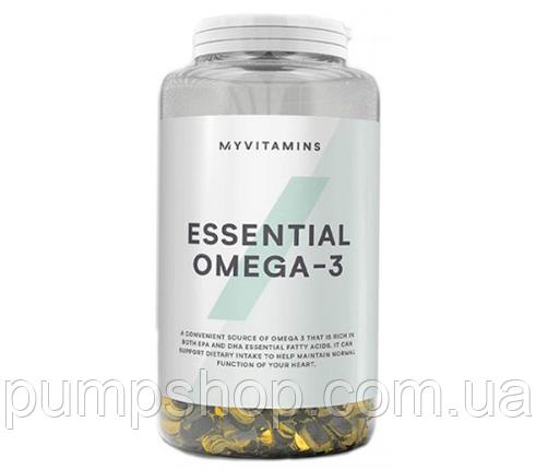 Омега-3 Myprotein Omega-3 90 капс., фото 2