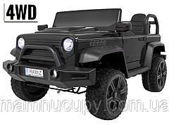 Дитячий електромобіль Jeep Strong CH9938