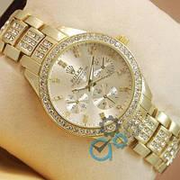 Rolex Women Diamonds Metal