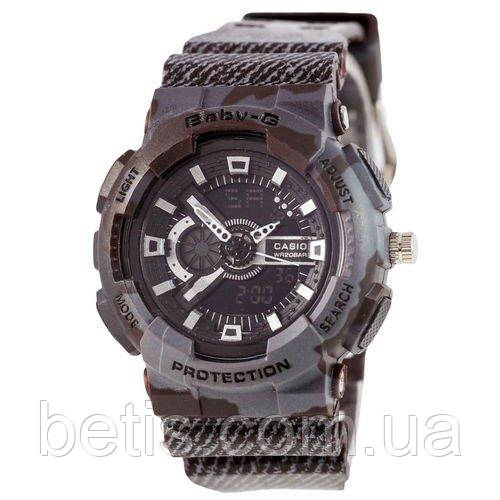 Casio Baby G GA-110 Jeans Dark Gray
