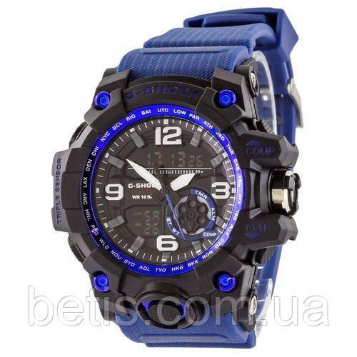 Casio G-Shock GG-1000 Black-Blue Wristband