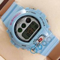 Casio G-Shock DW-6900 Blue-Gray