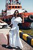 Женское хлопковое платье макси р. SMLXL, фото 2