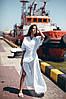 Женское хлопковое платье макси р. SMLXL, фото 3