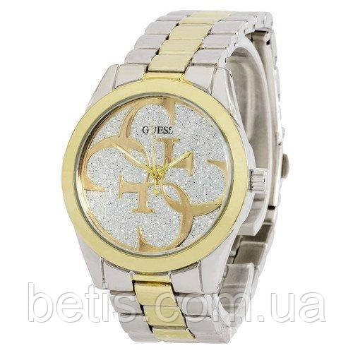Guess 6990 Silver-Yellow Gold