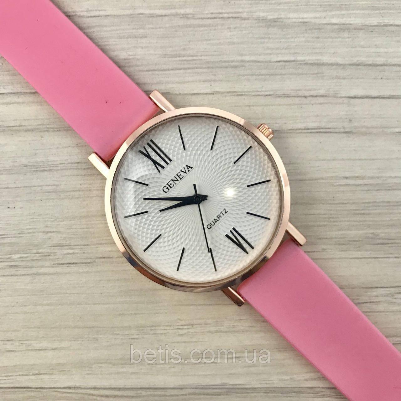 Geneva золото силикон розовый