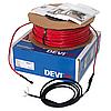 DEVIflex 10T Нагревательный кабель двухжильный со сплошным экраном пониженной мощности 30м 140F1221