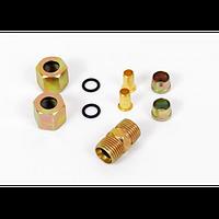 Аварийный разъём метал. разборной 12/10 (2XJC-113+JC116 12x10)