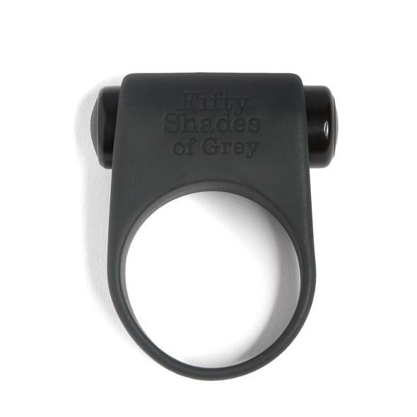 Вибро-кольцо для пениса Shades of Grey Feel it, Baby!