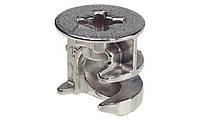 Корпус минификса без бурта 13,5 мм d 15 мм толщина детали 18 мм 262.26.034