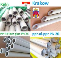 """Монтажна планка 20х1/2"""" для поліпропіленових труб Krakow, фото 2"""
