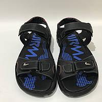 Мужские кожаные сандалии в стиле Nike р. 42, 43, 44