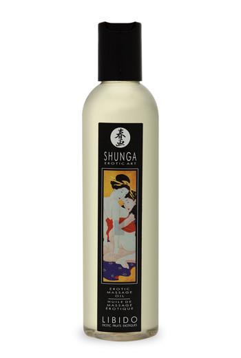 Массажное масло Shunga Libido Exotic Fruits (экзотические фрукты)