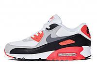 Мужские кроссовки Nike Air Max 90 Og Infrared размер 42 (Ua_Drop_108506-42)