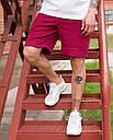 Шорты мужские бордовые бренд ТУР модель Сэм (Sam) размер  L, фото 2