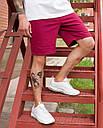 Шорты мужские бордовые бренд ТУР модель Сэм (Sam) размер  L, фото 3