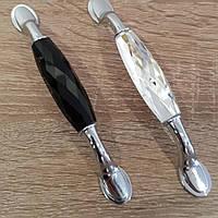 Меблева ручка з кристалом код. 0875