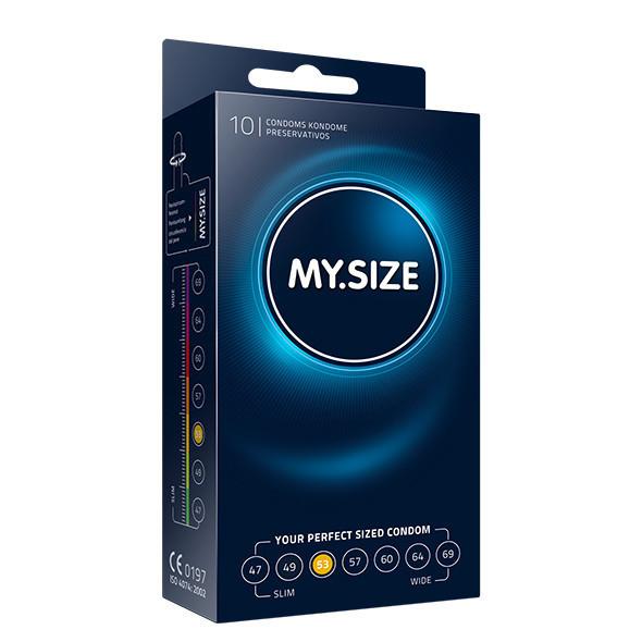 Презервативы My Size 53 mm (10 штук)