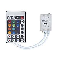 Контроллер RGB 12A радио 24 кнопок