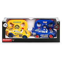 Набір машинок на радіокеруванні Disney Lightning McQueen & Cruz Ramirez