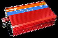 Преобразователь Автомобильный (Инвертор) с Функцией Плавного Пуска UKC 12V-220V - 2500 Вт, фото 1