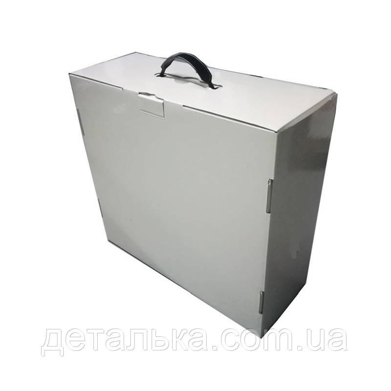 Самосборные картонные коробки 525*300*58 мм.