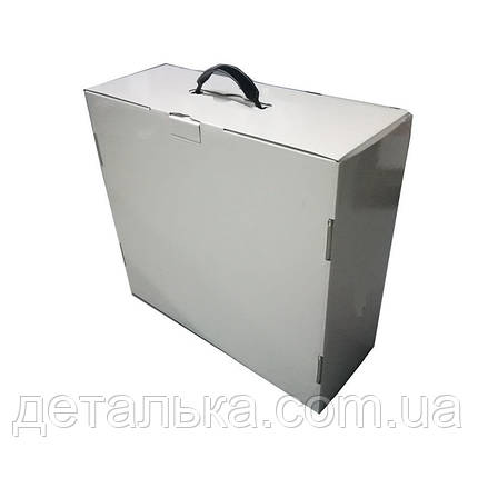 Самосборные картонные коробки 525*300*58 мм., фото 2