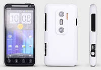 Чехол для телефона ROCK Colorful back cover for HTC EVO 3D X515m, white