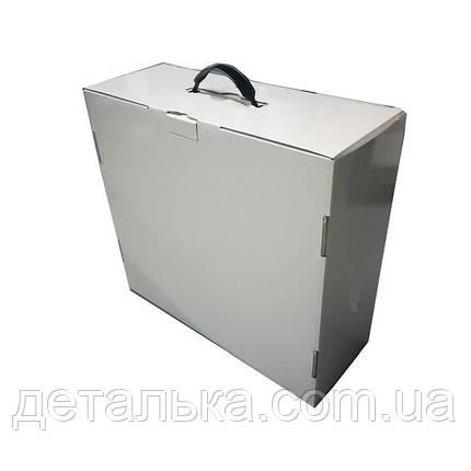 Самосборные картонные коробки 525*355*65 мм., фото 2