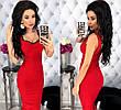 Женское приталенное платье , фото 6