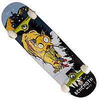 Скейтборд трюковой Mite - Apolo - Behemet 79 см скейт