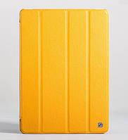 Чехол для планшета iPad Air 2 HOCO Duke trace PU case, yellow