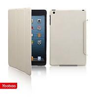 Чехол для планшета Yoobao iSlim leather case for iPad mini Retina/iPad mini/1/2/3, white (LCAPMINI-SLWT)