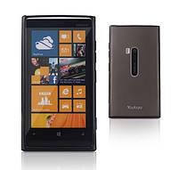 Силиконовый чехол для телефона Yoobao 2 in 1 Protect case for Nokia 920, black (PCNOKIA920-BK)