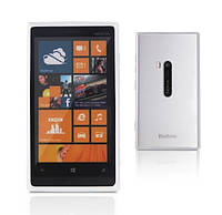 Силиконовый чехол для телефона Yoobao 2 in 1 Protect case for Nokia 920, white (PCNOKIA920-WT)