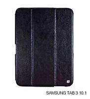 Чехол для планшета Samsung Galaxy Tab 3 10.1 (GT-P5200 / GT-P5210) HOCO Crystal folder protective case black