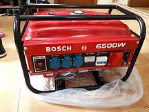 Генератор бензиновый Bosch 6500 w