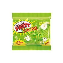 Жевательные конфеты Fritt Sauer Яблоко Германия 2*70г
