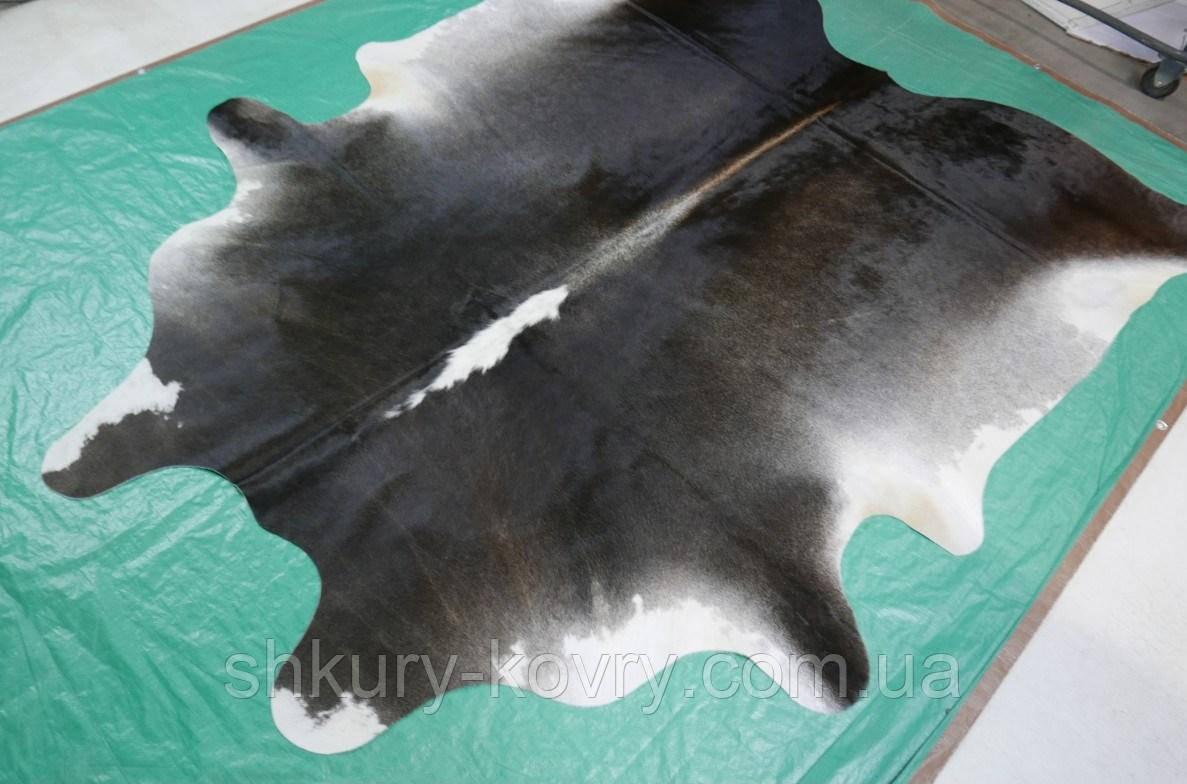 Крупная редкая шкура из Бразилии, шкура буйвола на пол