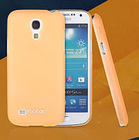 Пластиковый чехол-накладка для телефона Yoobao Crystal Protect case for Samsung i9190 Galaxy S IV Mini, orange (PCSAMI9190-COG)