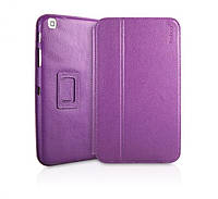 Чехол для планшета Yoobao Executive leather case for Samsung T310 Galaxy Tab 3 8.0, purple (LCSAMT310-EPL)