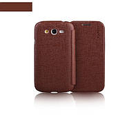 Чехол-книжка для телефона Yoobao Slim Leather case for Samsung i9082 Galaxy Grand Duos, coffee (LCSAMI9082-SCF)