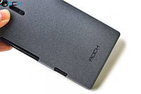 Чехол для телефона ROCK Quicksand back cover for Sony Xperia Sola MT27i, dark grey