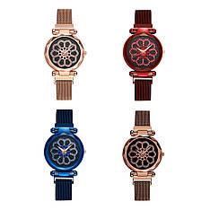 Жіночі наручні годинники на магнітній застібці (різні кольори)
