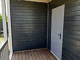 Дачный домик 6 х 8 со встроенной террасой, фото 5
